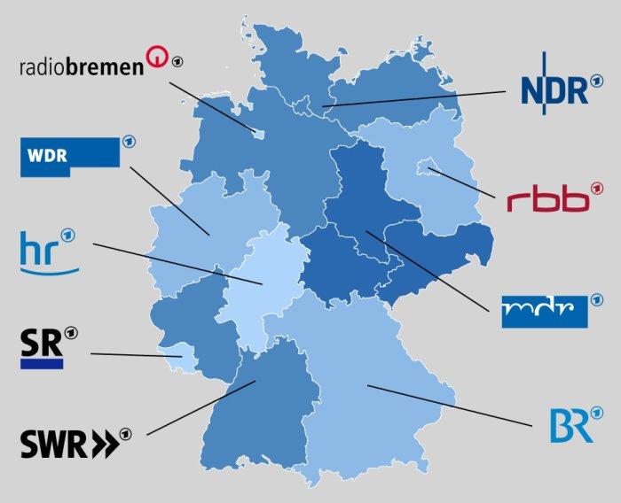 ARD Propaganda Besatzung mit Zwangsfinanzierung