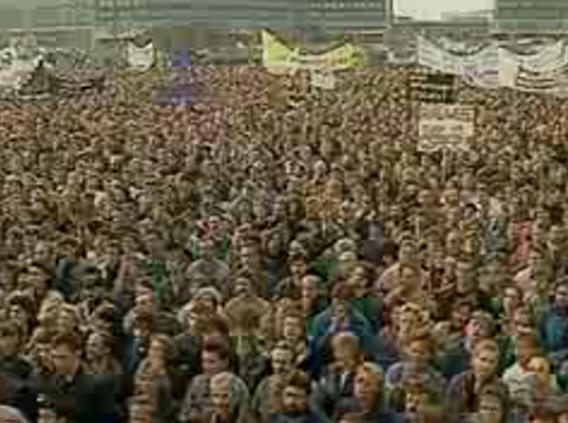 Alexanderplatz 04.11.1989